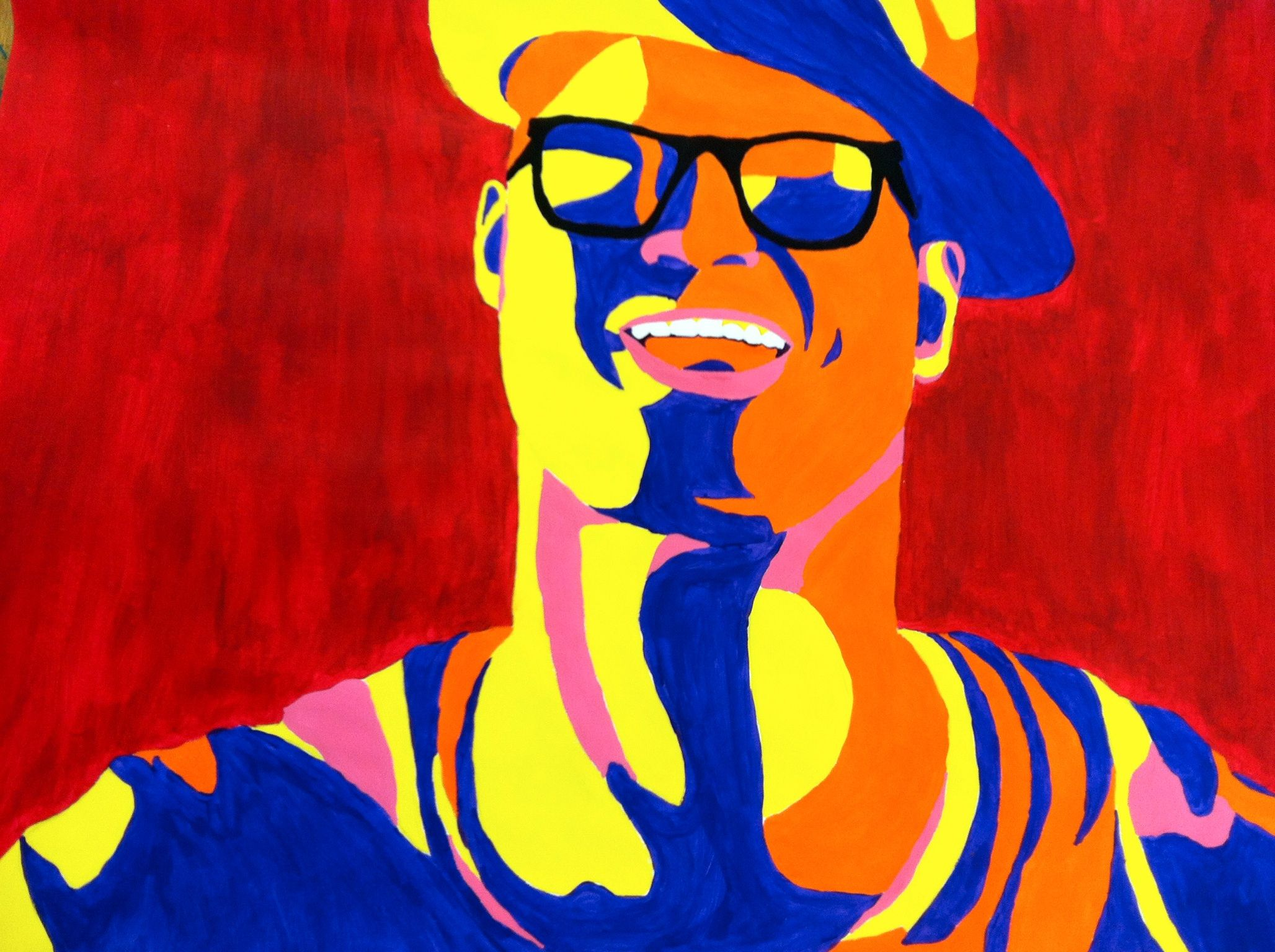 Serigrafias Libra Painting Bruno Mars Pop Art I M Feelin Crafty Bruno Mars