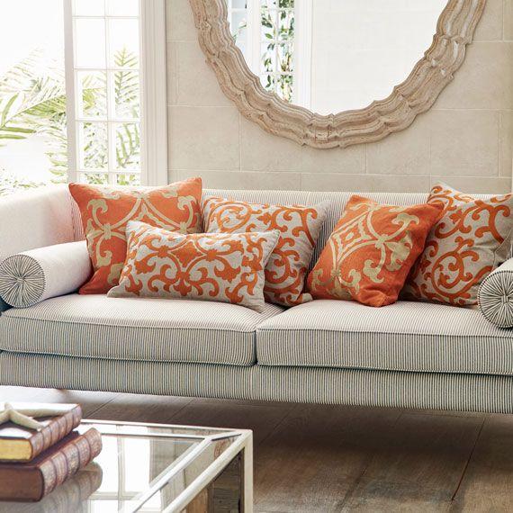Chiara Cushion Cover Large Luxury Furniture Classic Luxury Cushions Cushions On Sofa