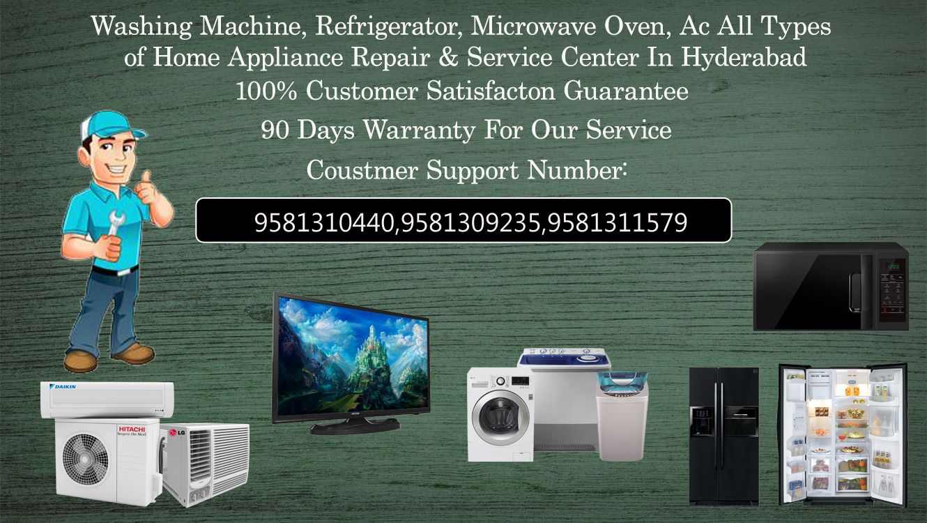 Are You Searching For Washing Machine Service In You