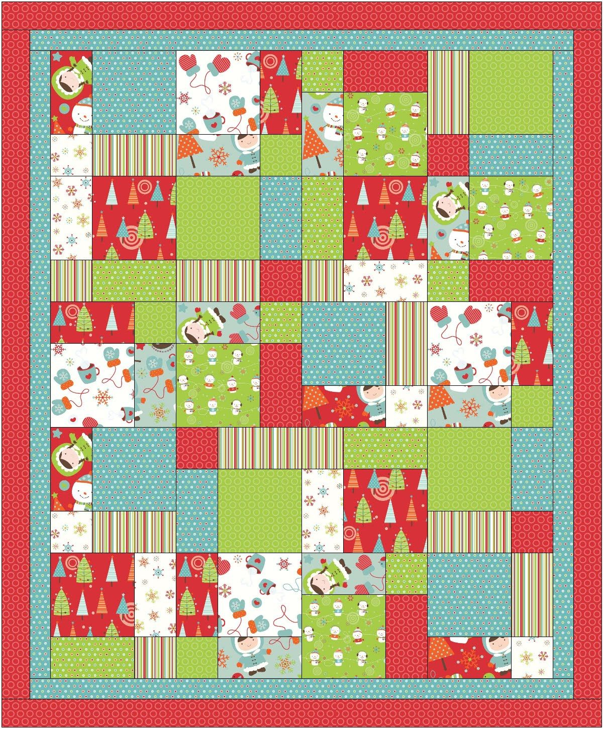 fat quarter quilts - Google Search This would be a way to use up ... : easy quilt patterns using fat quarters - Adamdwight.com