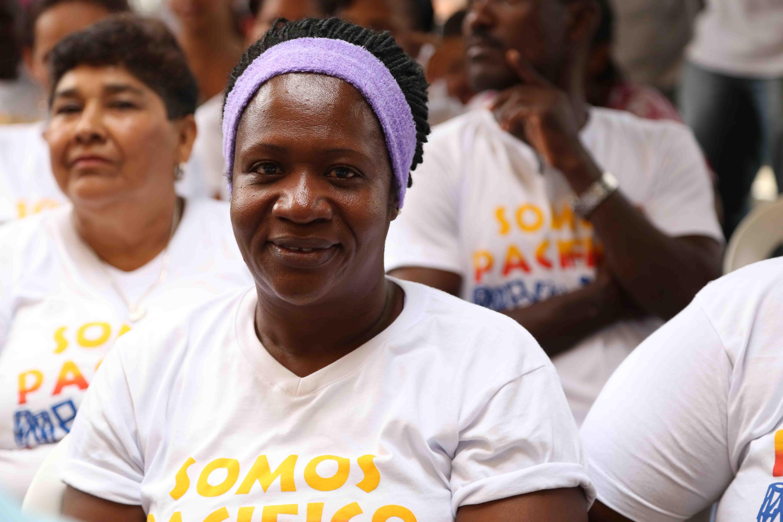 Beneficiada por el Tecnocentro Comuna 21  Crédito Juan David Padilla @Congo Amarillo MinCultura 2013.