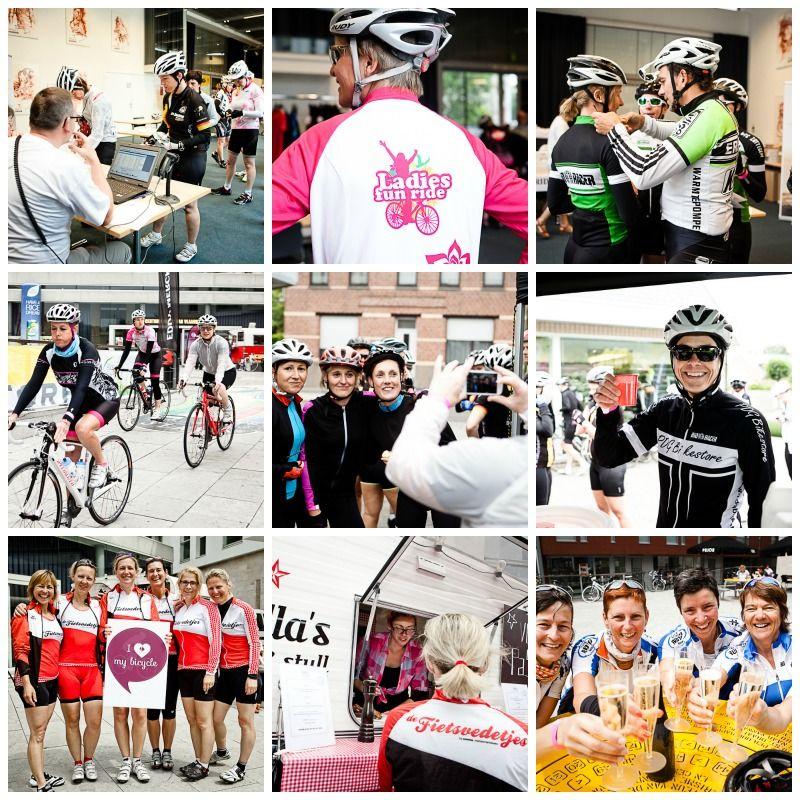 Ladies Fun Sports sportsevent ride&run