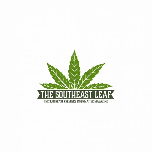 The Southeast Leaf The Southeast Leaf Selected Winner Client Logo Logo Design Contest Logo Design Leaf Logo