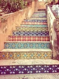 These stairs are incredibly beautiful