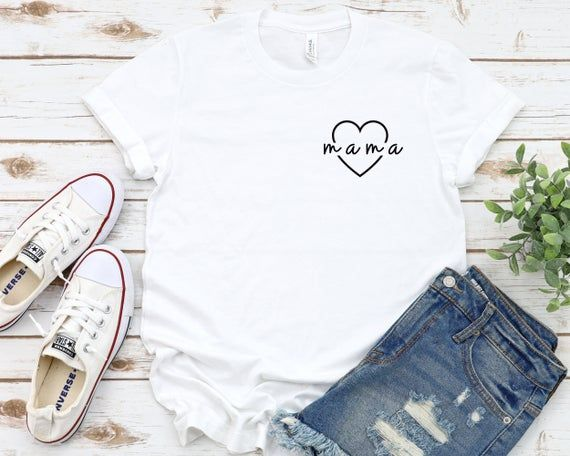 Mama Shirt, Mama Heart Design Shirt, Mom Gift Shirt, Mothers Day Gift Idea, Trendy Mom Shirts, Mom Graphic Shirts, Funny Mom Tee, Heart TeeWelcome to NIOBE BOUTIQUE.I am happy to see you in my shop. My main purpose is to meet you with a high-quality product. I use the best product to make you happy. Your satisfaction is my priority. Placing an order is simple! •Please review all images in this listing for style, color, and sizes. •Select your t-shirt color and size from the drop-down menus. •Cho