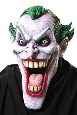 Joker Latex Mask in 2019   masks   Costumes, Joker mask, Halloween masks 6ca9c39fac