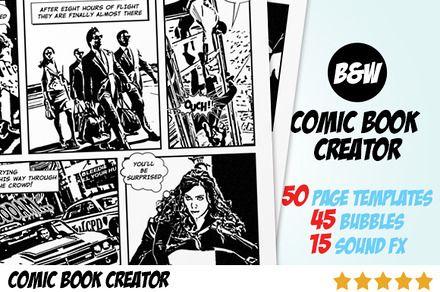 Comic Book Creator Photo To