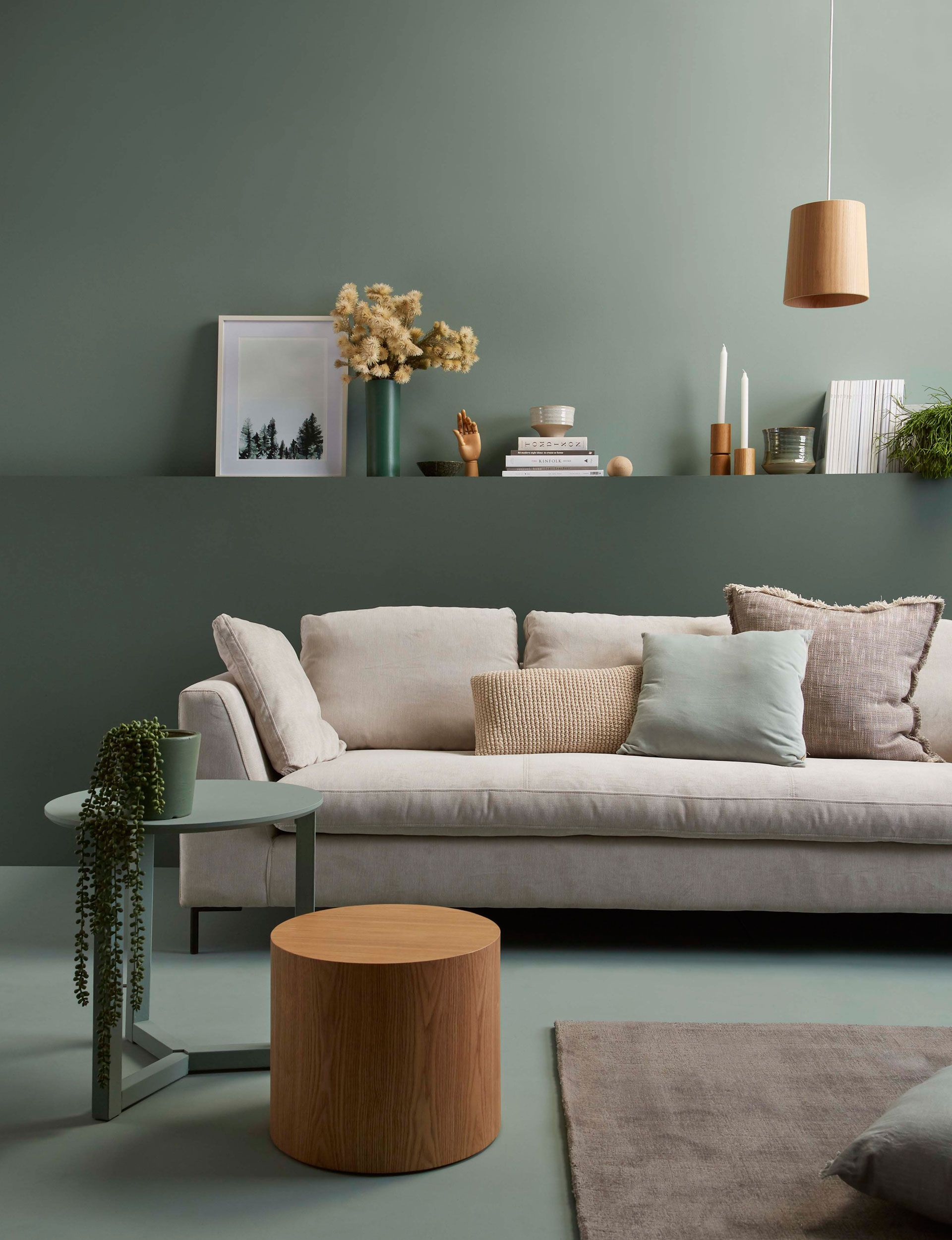 Choosing A Living Room Decor Theme: How To Choose A Colour Palette For Your Interior Like A