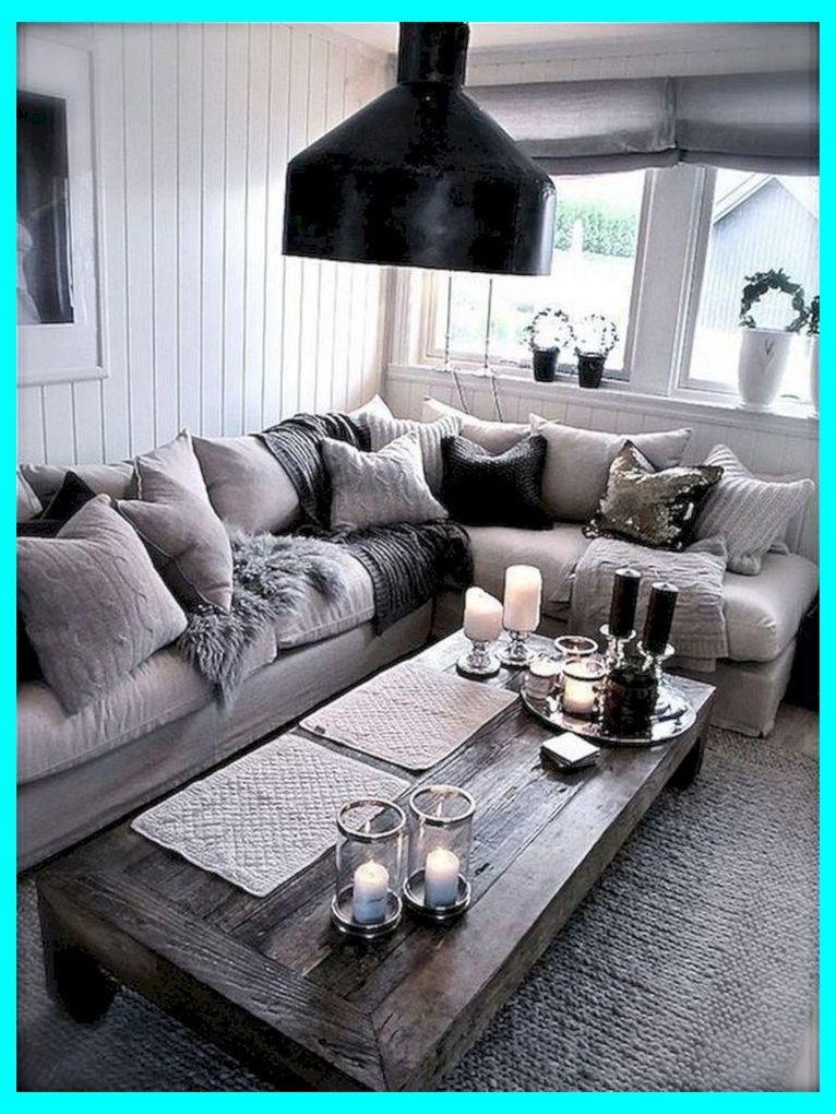 40 Interesting Shabby Chic Living Room Designs Ideas Shabby Chic Living Room Sh Shabby Chic Living Room Design Living Room Decor Rustic Trendy Living Rooms