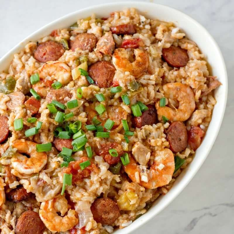 Cajun Dishes: Rustic And Delicious #cajundishes