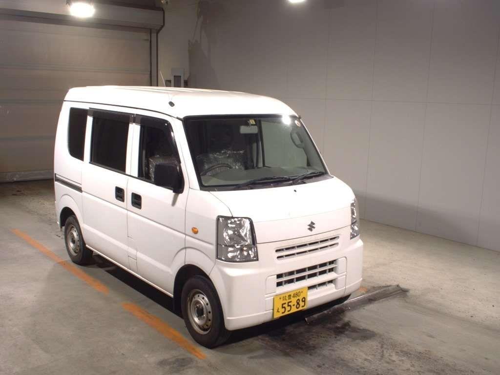Japanese Auction Sheet Verification Online Suzuki Every Auction