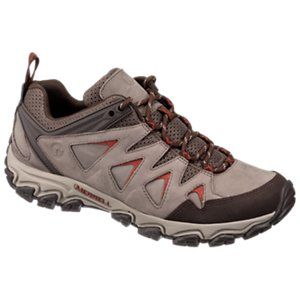 ac7a876a30 Merrell Pulsate 2 Leather Hiking Shoes for Men - Dark Earth - 9.5M ...