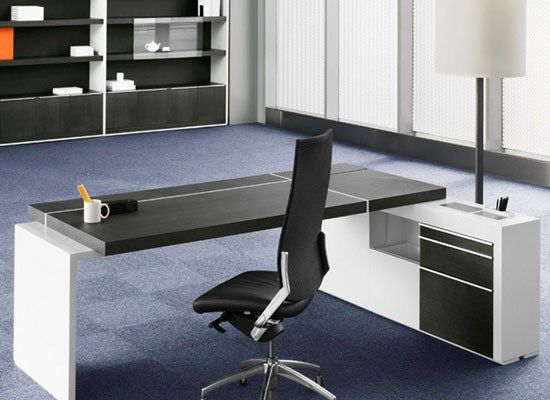 Karan Office Furniture by Antoni Arola