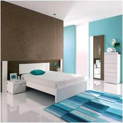 pintura para de dormitorios diseo de interiores