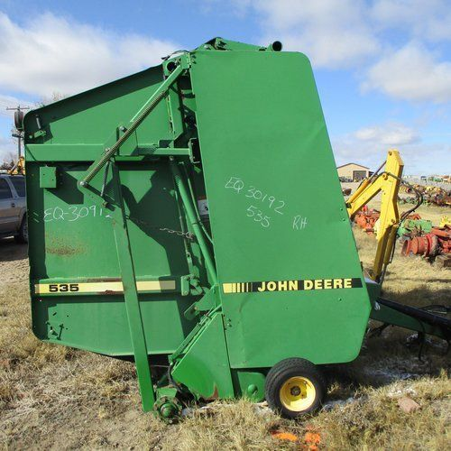 Pin by All States Ag Parts on John Deere Ag Equipment Salvage | John