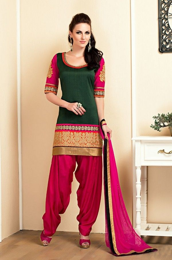 Beautiful Salwar Kameez Patterns And Designs