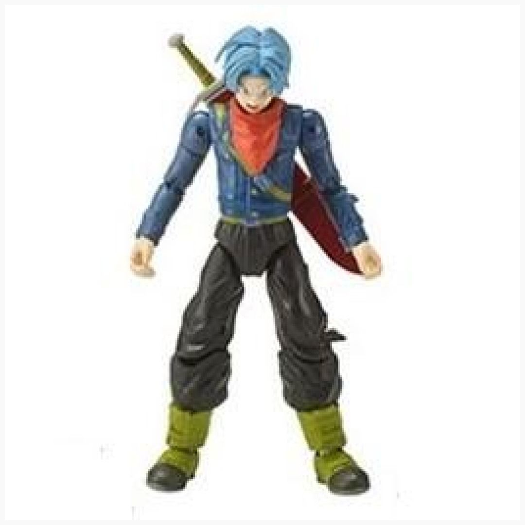 Dragon ball stars action figure future trunks in 2020