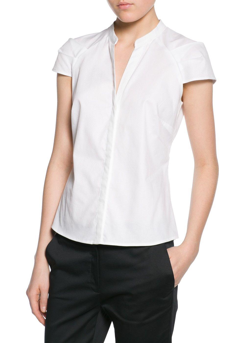 best sneakers 6545f 73068 Camicia avvitata cotone - Bluse e camicie da Donna | OUTLET ...