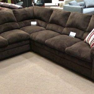 Ultra Plush Sectional Sofa