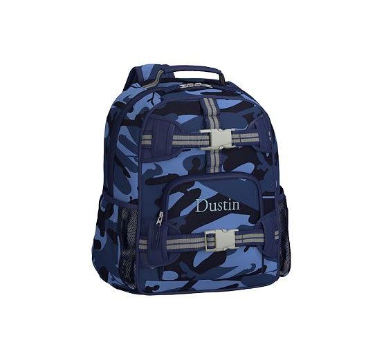 dee7cbb700b7 Mackenzie Blue Camo Backpacks