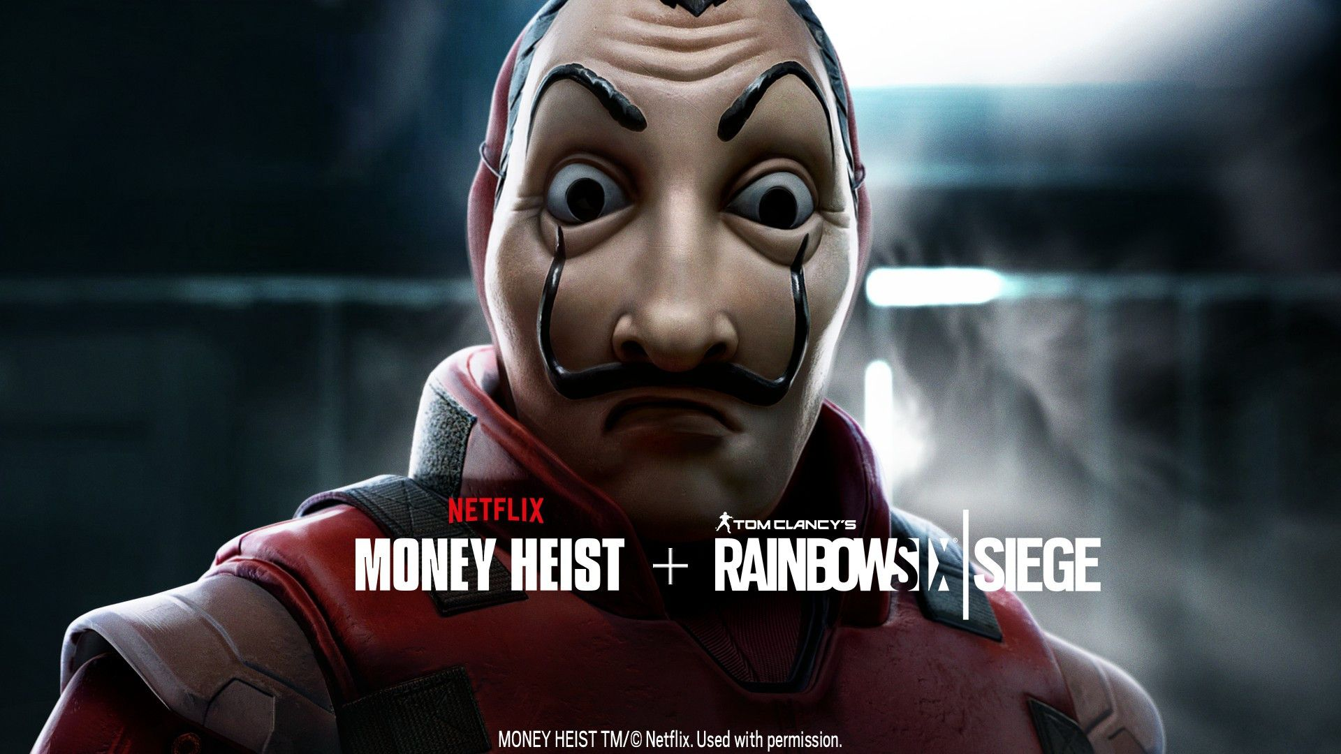 Rainbow Six Siege And Money Heist Team Up In Free Weekend Event
