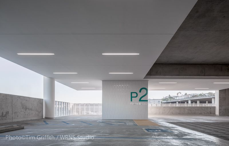 Gallery Of Ucsf Mission Bay Parking Structure Wrns Studio 24 With Images Mission Bay Studio 24 Structures