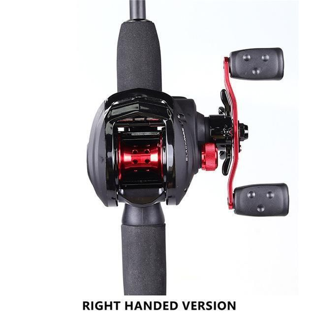 Abu Garcia Black Max 3 right handed baitcast reel