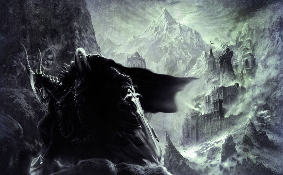Warcraft Iii The Frozen Throne Hd Wallpaper Wallpapers Lord Of