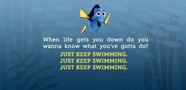 Finding Nemo Nemo Quotes Dory Quotes Disney Quotes