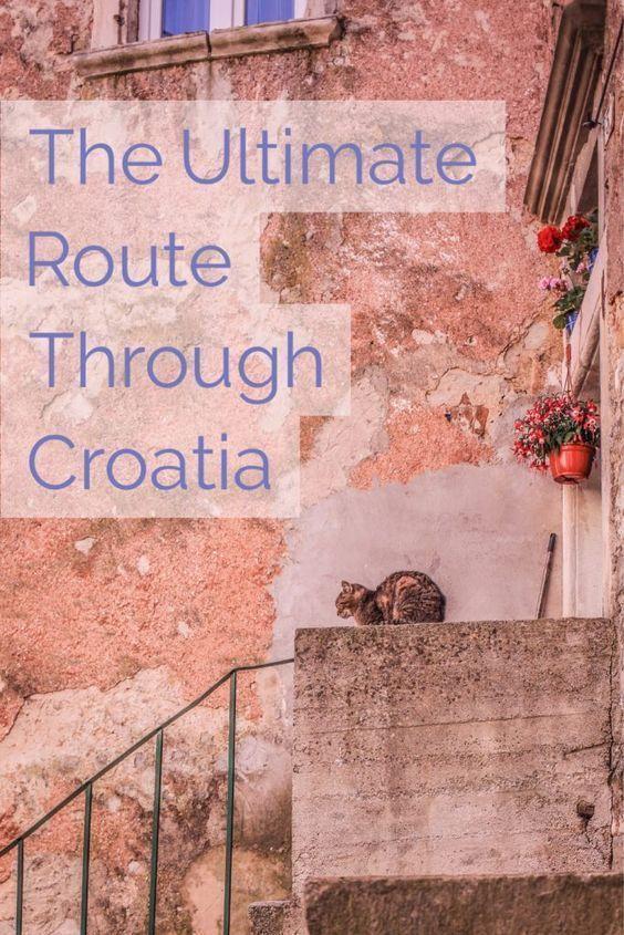 Where To Go In Croatia On Vacation Croatia Croatia Vacation Croatia Travel