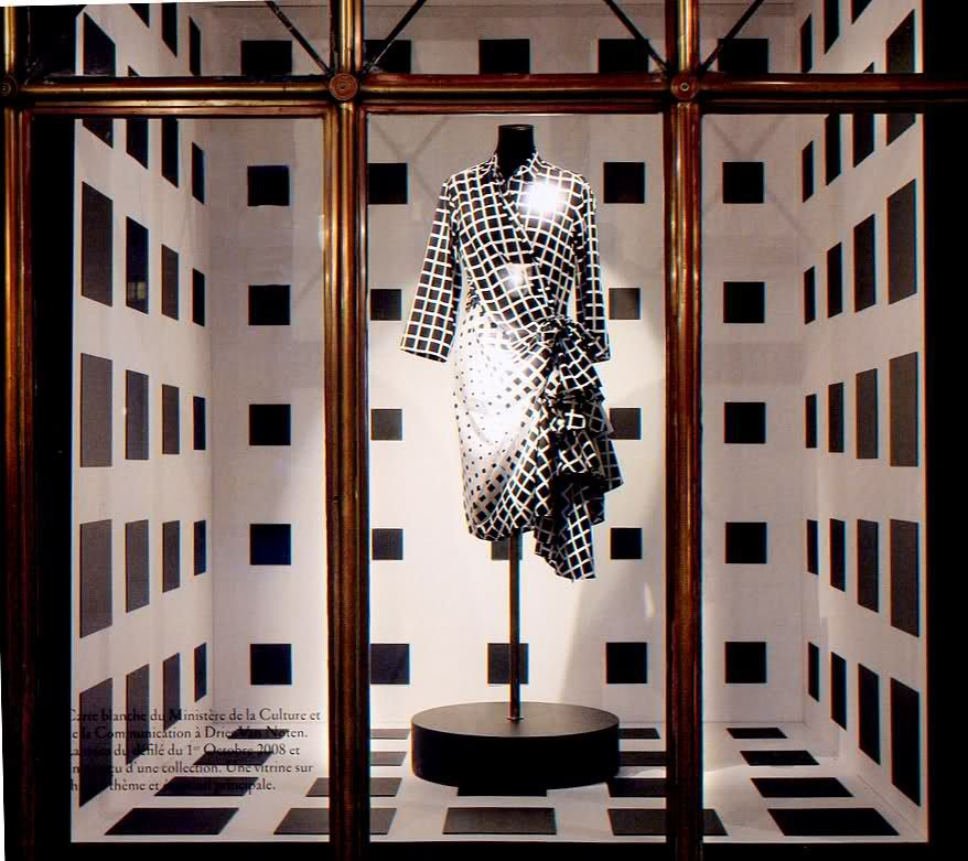 fced3c8aa066c3 Dries van Noten   Windows of the Culture Ministry of France
