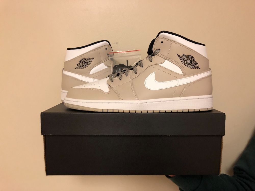 reputable site 18d45 87c37 Air Jordan 1 Retro High Og UNC North Carolina Tar Heels Mens Size 11.5   fashion  clothing  shoes  accessories  mensshoes  athleticshoes (ebay link)