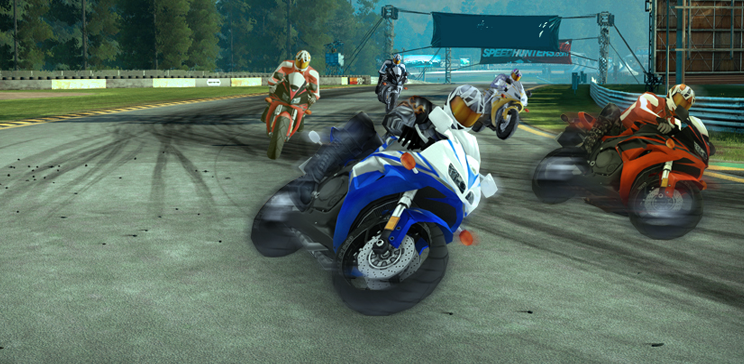 Bike Racing Games Also Popularly Known As Motorcycle Racing Game