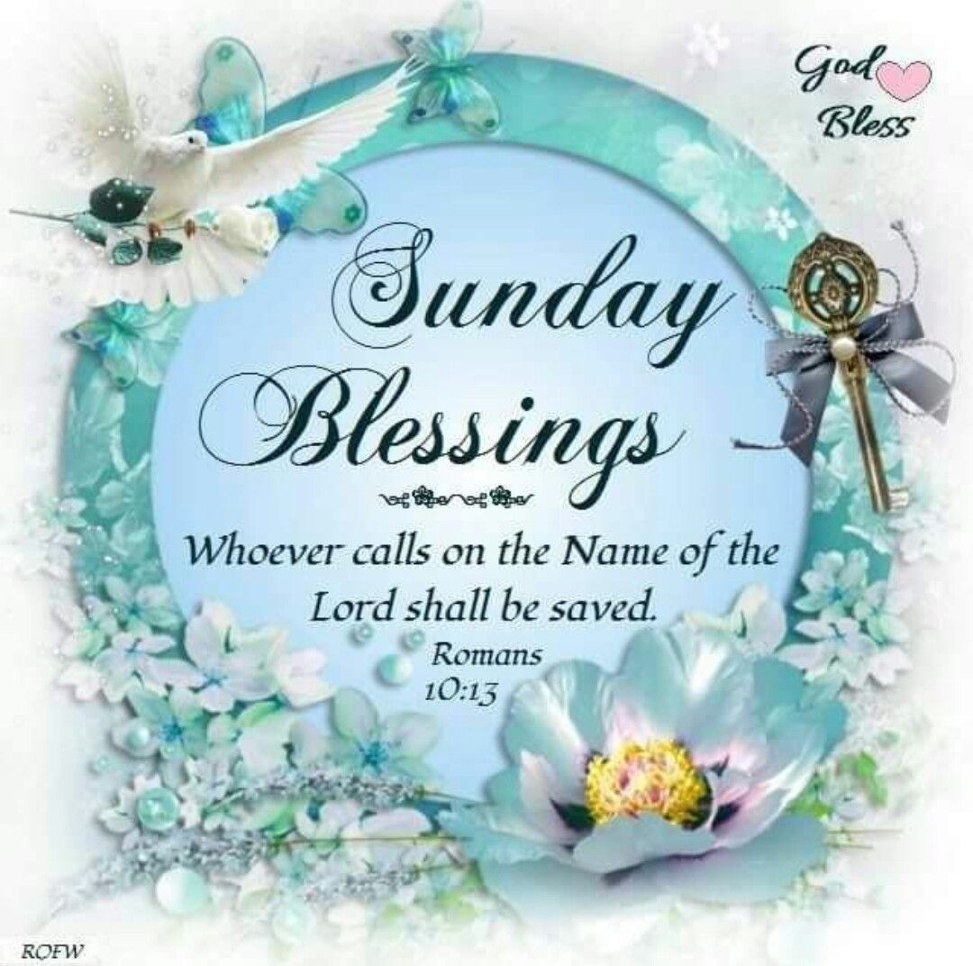 20+ Latest Bible Verse Sunday Blessings Good Morning Images ...