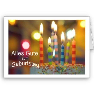 Happy Birthday Zazzle Com In 2021 Happy Birthday In German Birthday Greetings Cool Birthday Cards