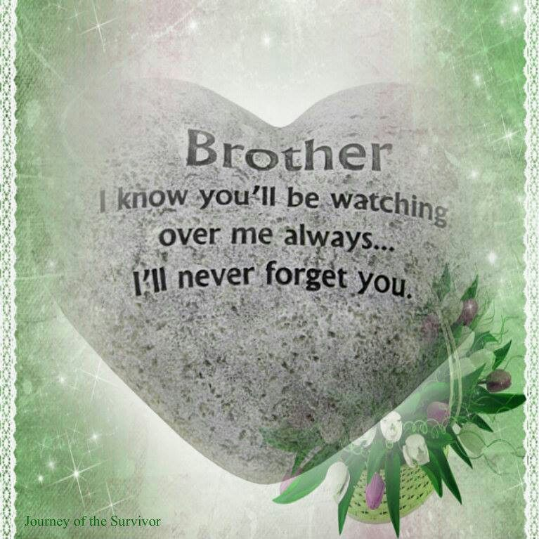 Happy Birthday And Rest In Peace Quotes: RIP My Brother... Derrek Justin Stokaluk 7-1-80