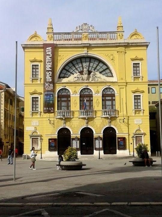Teater Split - Croatia