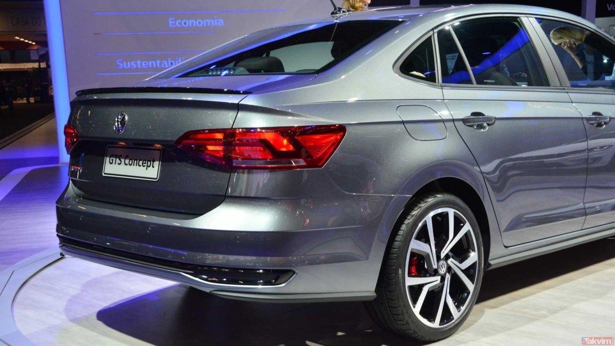 2019 Vw Polo Sedan Gti Features Announced Vw Polo Volkswagen Polo