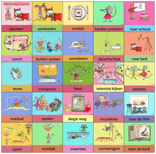 Dagritmekaarten thuis google zoeken planbord dagindeling kinderen pinterest thuis - Voor thuis ...