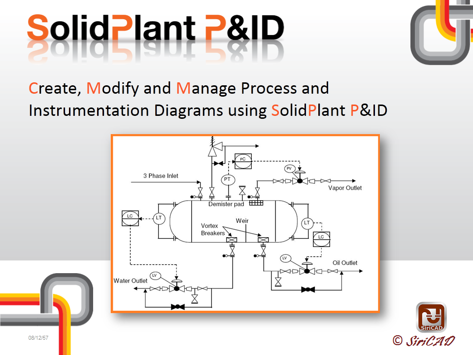 Solidplant P U0026id