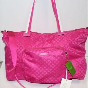 kate spade Handbags - Kate Spade Go The Extra Mile (read description)