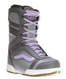 On Sale Vans Mantra Snowboard Boots GreyLavender Womens