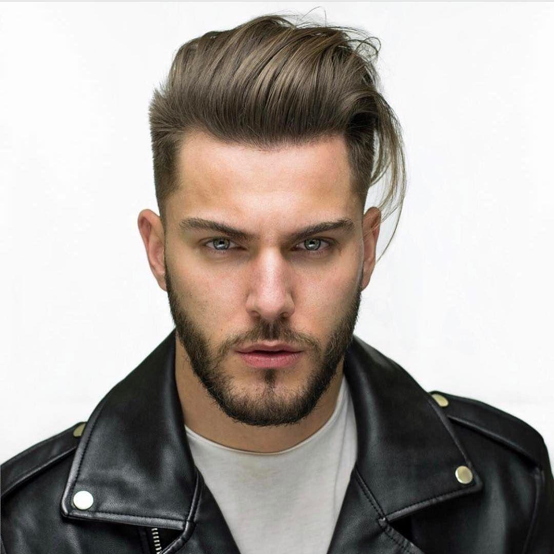 15 Peinado elegante hombre pelo largo
