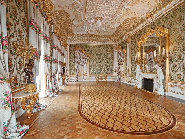 Innenarchitektur Liechtenstein le palais liechtenstein spectaculaire österreich