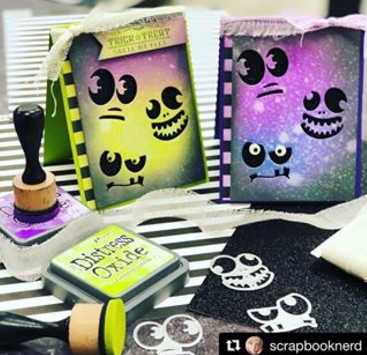 Pin By Toni Lempicki On Halloween Cards