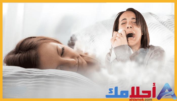 تفسير حلم البكاء الشديد في المنام ومعناه Sleep Eye Mask Person Personal Care