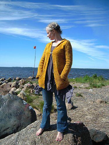 tunic dress + hoody cardigan