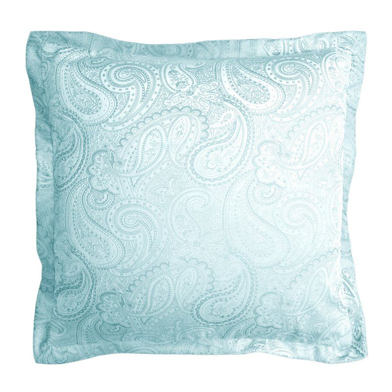 Lush Decor Paisley Decorative Pillow Spa Blue 16t000151