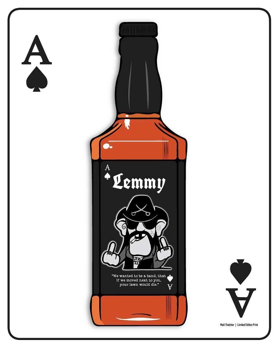 Lemmy Whiskey