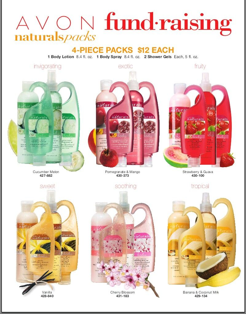 Fundraise with Avon. interested I will help you www